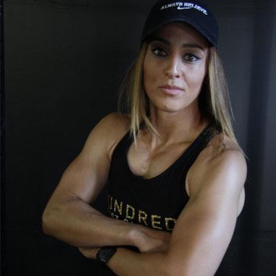 Leonie Solia CrossFit Gym Coach Near Me In San Jose