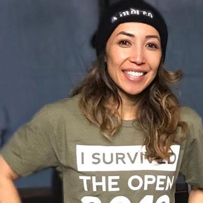 Vanna Truong CrossFit Trainer Near San Jose, CA