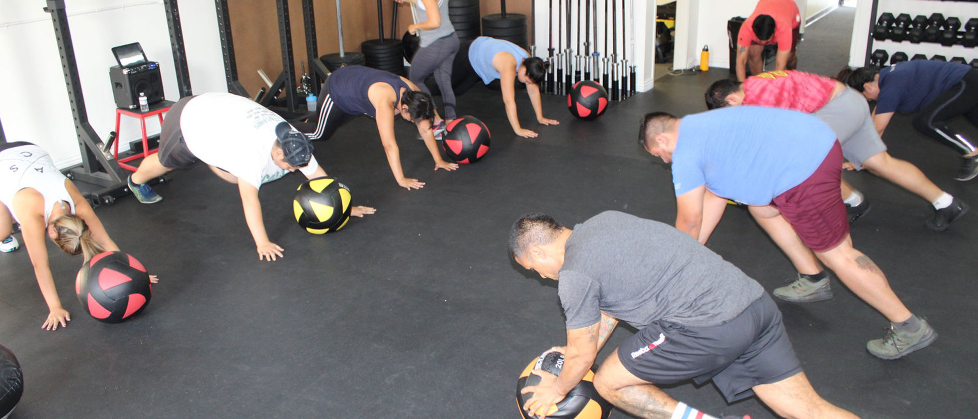 CrossFit and Group Functional Fitness Classes Near Me In San Jose, California